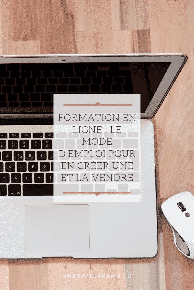 Formation en ligne   Le mode demploi pour en créer une et la vendre 735x1102 - Formation en ligne : Le mode d'emploi pour en créer une et la vendre