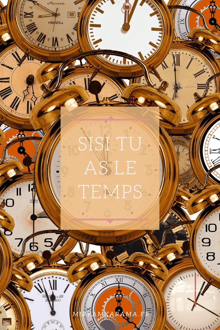Sisi tu as le temps - Sisi tu as le temps